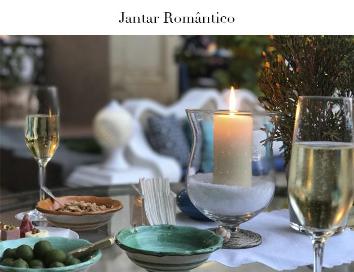 Dicas de Presentes e Surpresas para o Dia dos Namorados - Jantar Romântico
