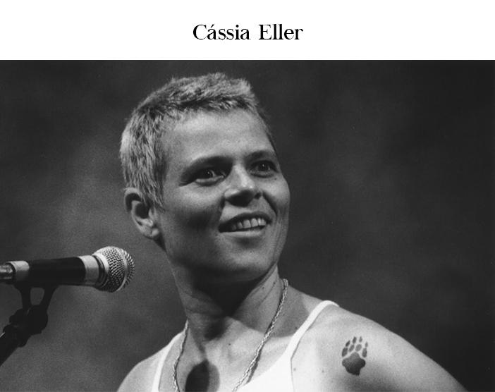 Dia do Rock - As Mulheres do Rock - Cássia Eller