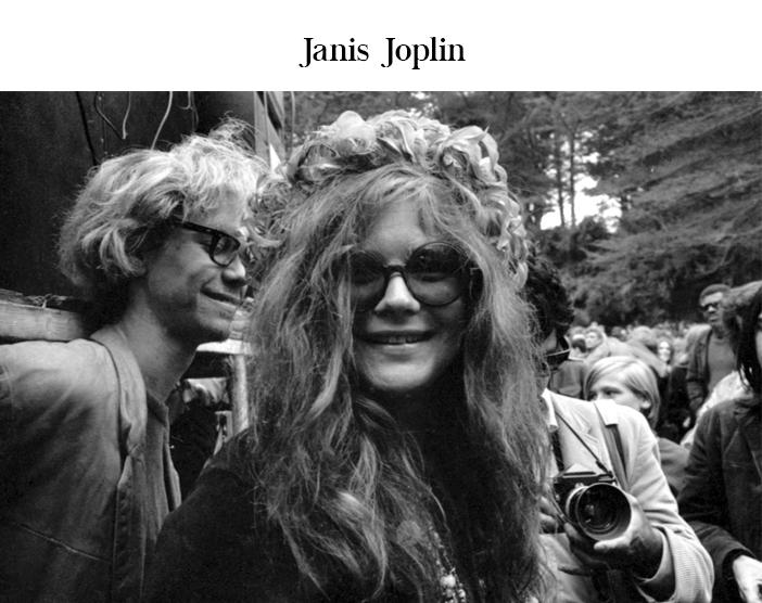 Dia do Rock - As Mulheres do Rock - Janis Joplin