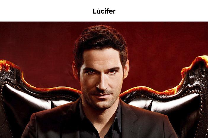 Estreias Netflix Agosto - 2020 - Lúcifer