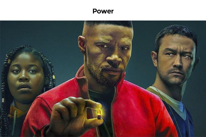 Estreias Netflix Agosto - 2020 - Power