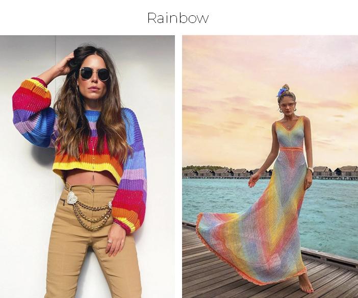 5 Estampas Para o Verão 2021 - Rainbow