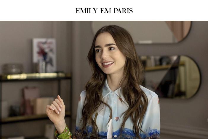 Estreias Netflix para Outubro - Emily em Paris