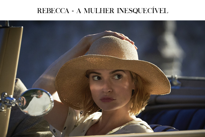 Estreias Netflix para Outubro - Rebecca - A Mulher Inesquecível