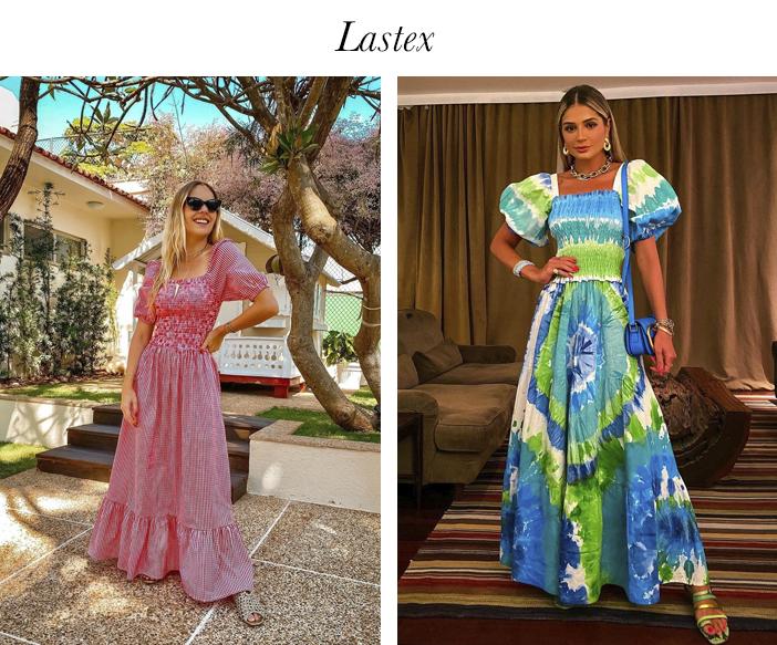 7 Vestidos Essenciais para o Verão - Lastex