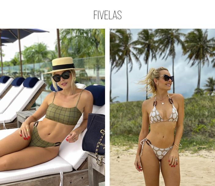 7 Tendências - Moda Praia - Verão 2021 - Fivelas