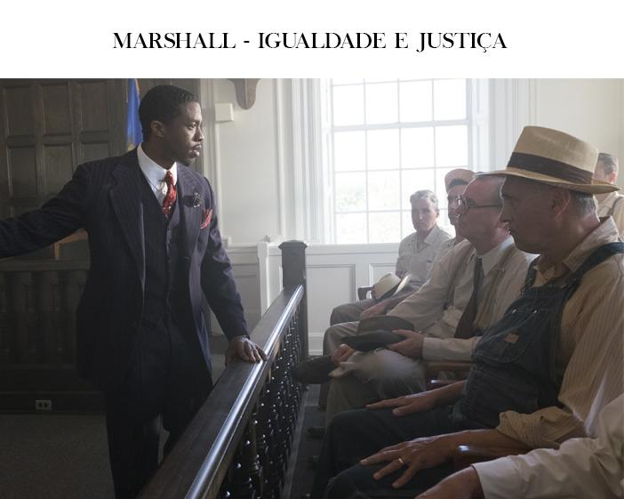 Estreias Netflix - Novembro 2020 - Marshall - Igualdade e Justiça