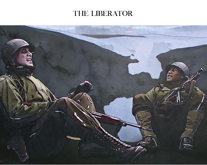 Estreias Netflix - Novembro 2020 - The Liberator
