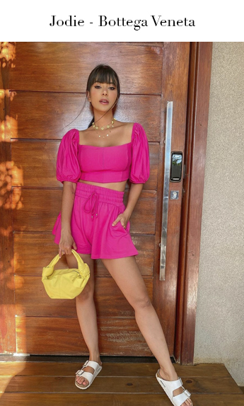 Bolsas de Luxo do Momento - Jodie - Bottega Veneta