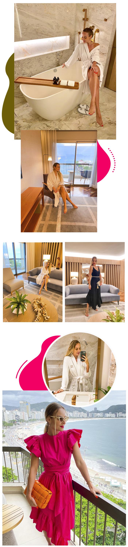 Diário de Bordo - Layla no Fairmont Rio - O Hotel