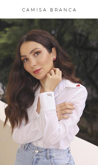 10 Peças Indispensáveis para os Looks de Trabalho - Camisa Branca