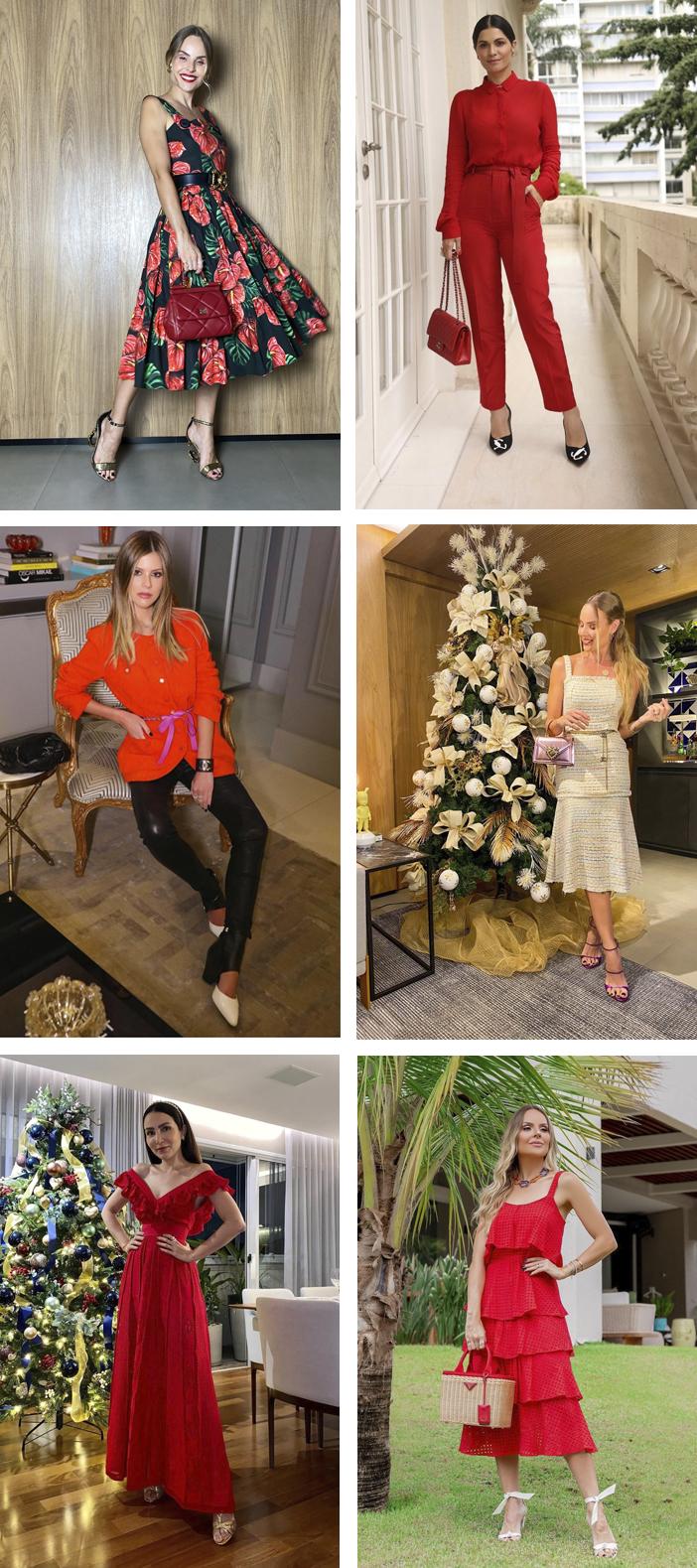 Inspiração de Looks para o Natal 2020
