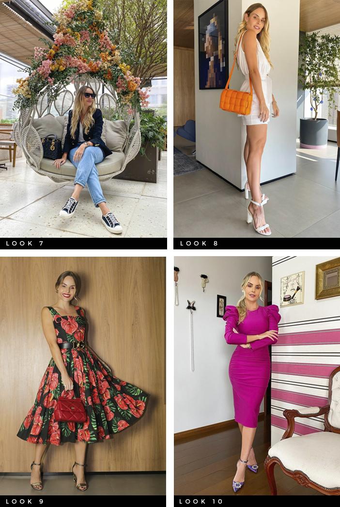 Os 10 Looks mais Curtidos do meu Instagram em 2020