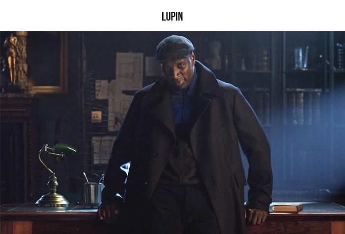 Estreia Netflix - Janeiro 2021 - Lupin