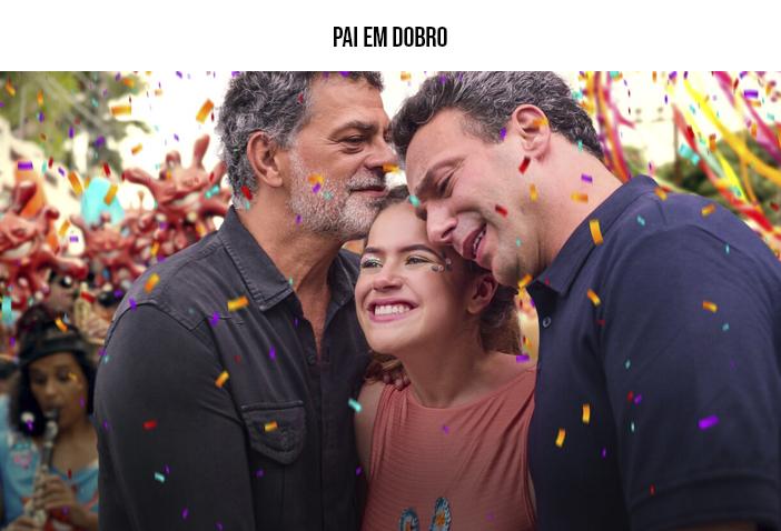 Estreia Netflix - Janeiro 2021 - Pai em Dobro