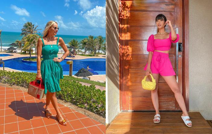 8 Looks básicos e estilosos para o Verão
