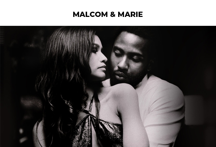 Estreias Netflix Fevereiro 2021 - Malcom & Marie