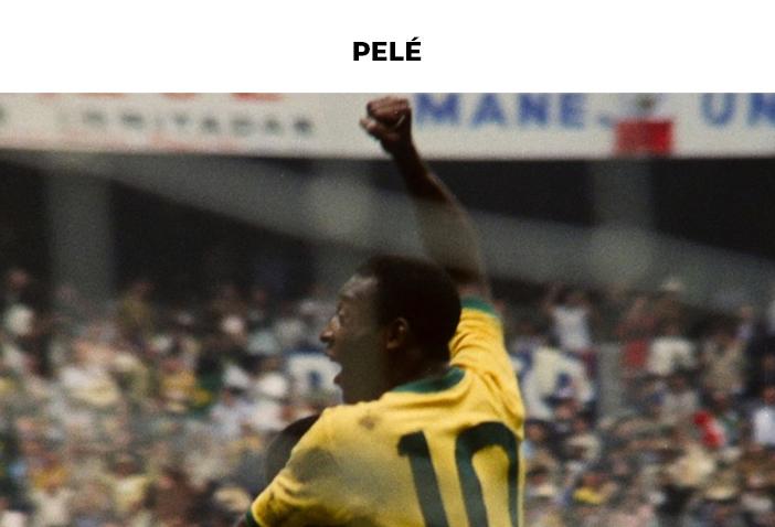 Estreias Netflix Fevereiro 2021 - Pelé