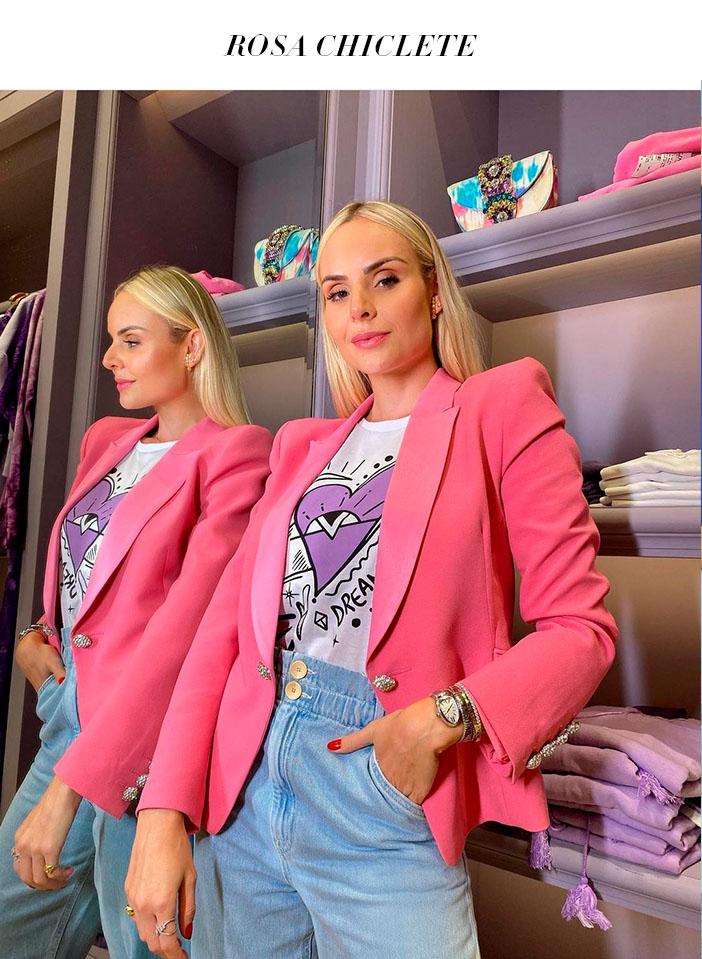 6 tendências de cores para 2021 rosa-chiclete