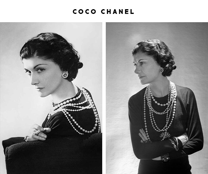 9 mulheres destaque na moda coco chanel