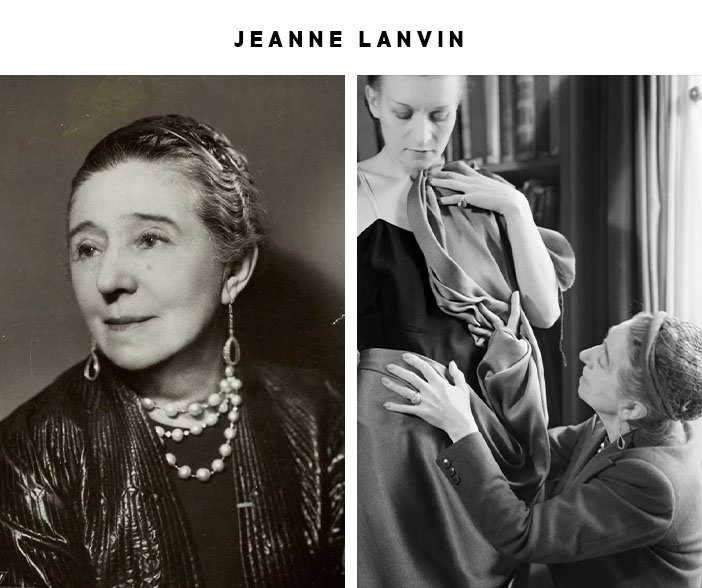 9 mulheres destaque na moda jeanne lanvin