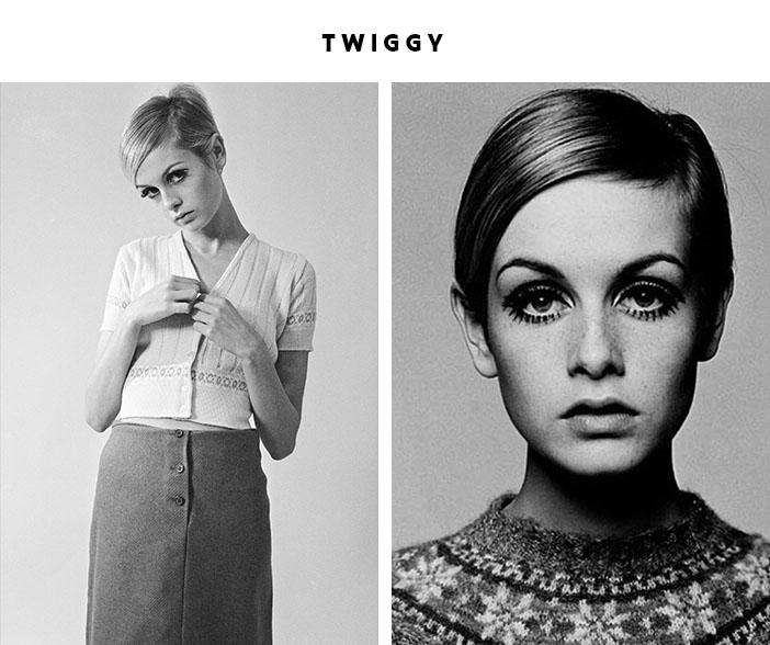 9 mulheres destaque na moda twiggy
