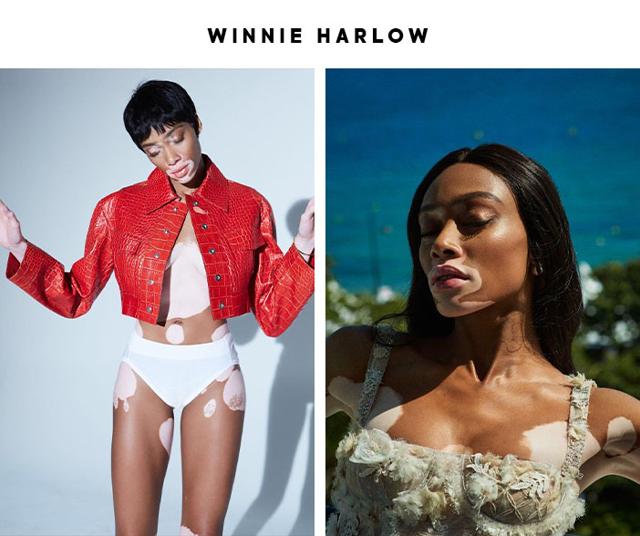 9 mulheres destaque na moda winnie harlow