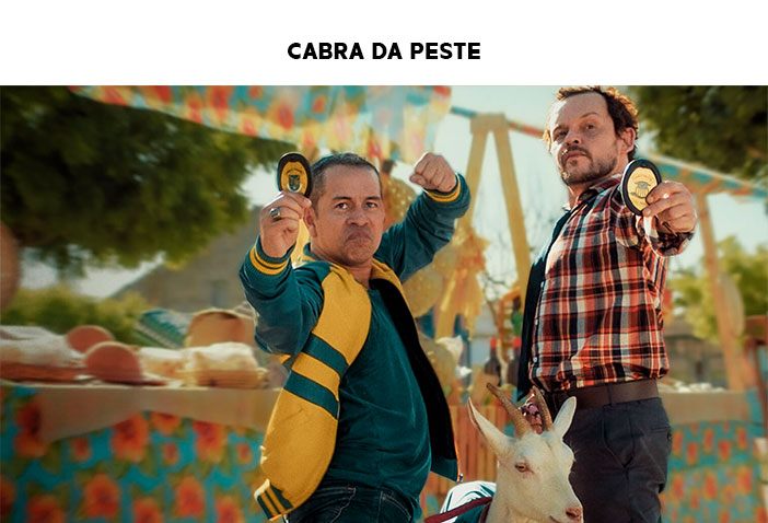 Estreias Netflix Março 2021 - Cabra da Peste