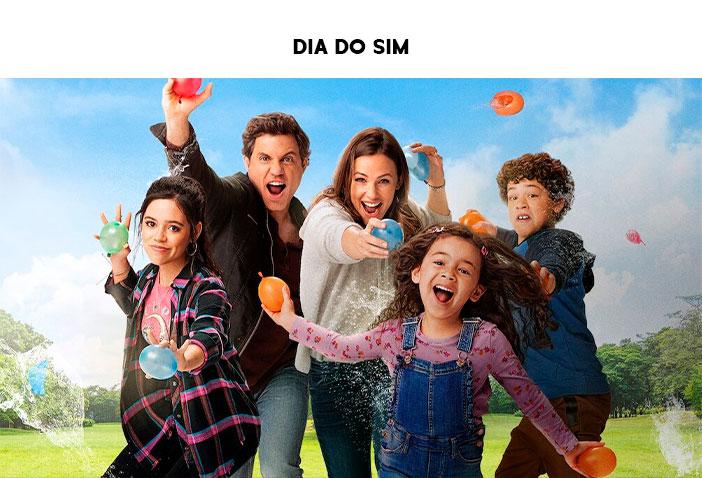 Estreias Netflix Março 2021 - Dia do Sim