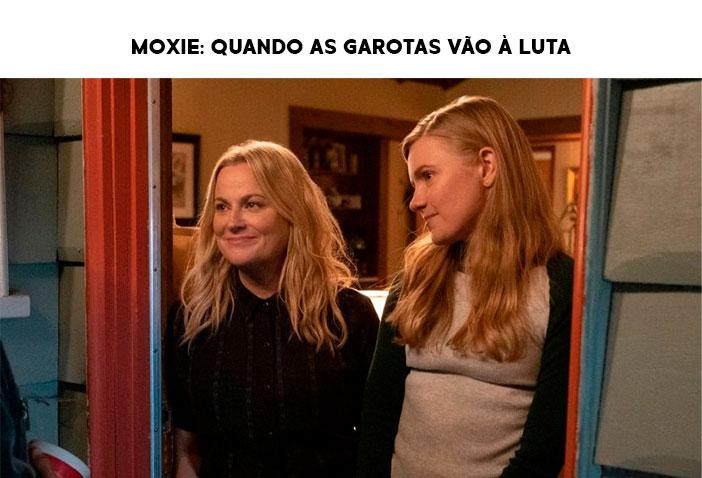Estreias Netflix Março 2021 - Moxie Quando as Garotas vão à luta