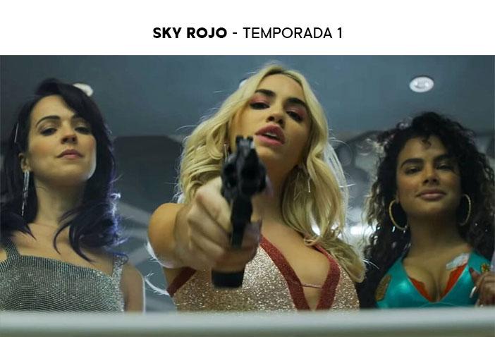 Estreias Netflix Março 2021 - Sky Rojo