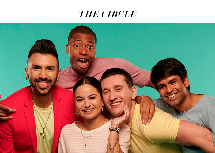 Estreias Netflix Abril 2021 - The Circle