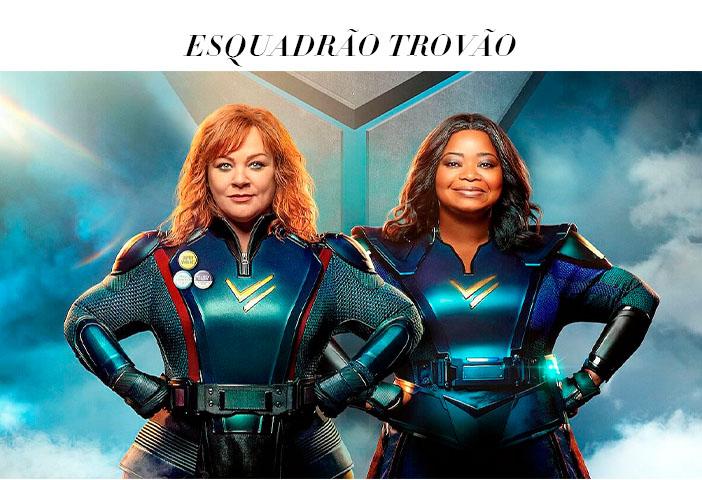 Estreias Netflix Abril 2021 - Esquadrão Trovão