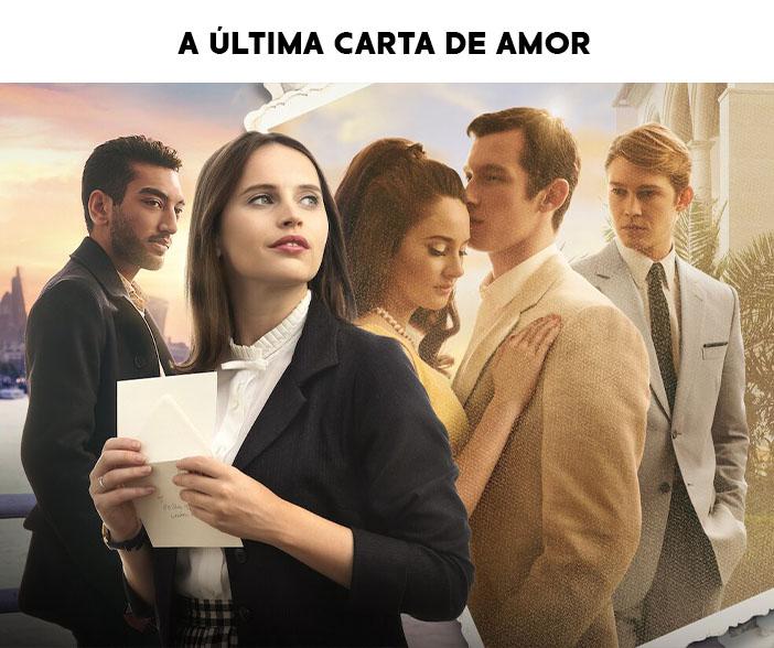 Estreias Netflix Julho 2021 A última carta de amor