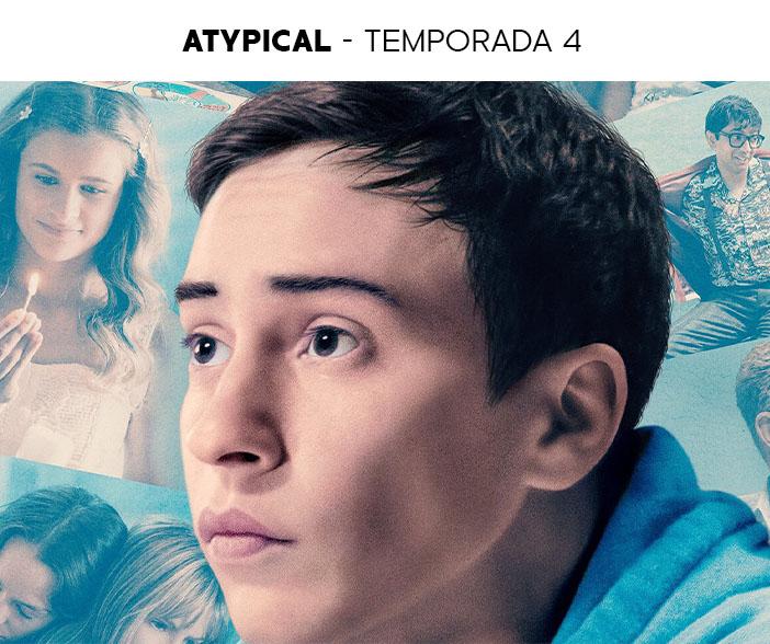 Estreias Netflix Julho 2021 Atypical Temporada 4