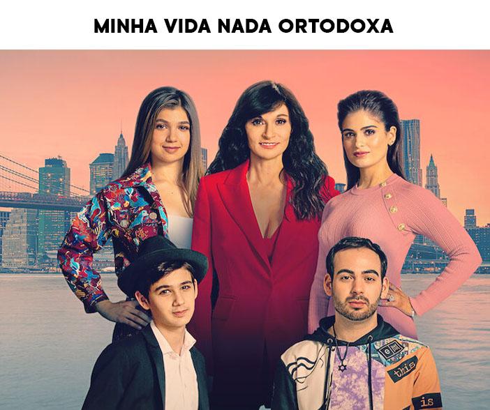 Estreias Netflix Julho 2021 Minha vida nada ortodoxa