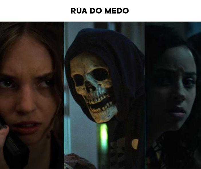 Estreias Netflix Julho 2021 Rua do Medo