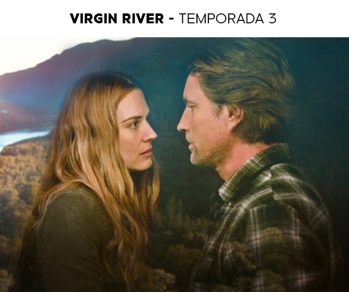 Estreias Netflix Julho 2021 Virgin River Temporada 3