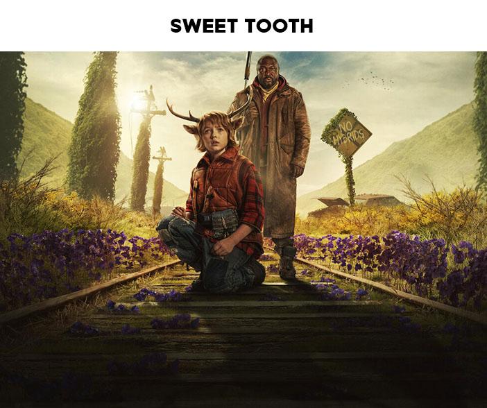 Estreias Netflix Junho 2021 - Sweet Tooth